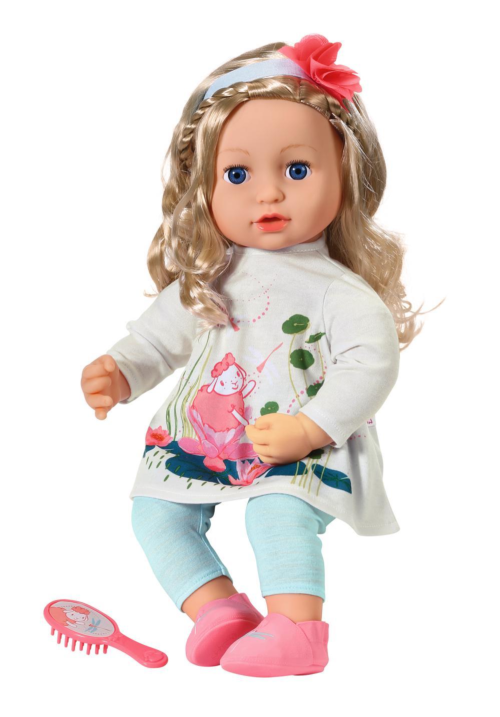 Baby Annabell - Poupée Sophia So Soft 43 cm