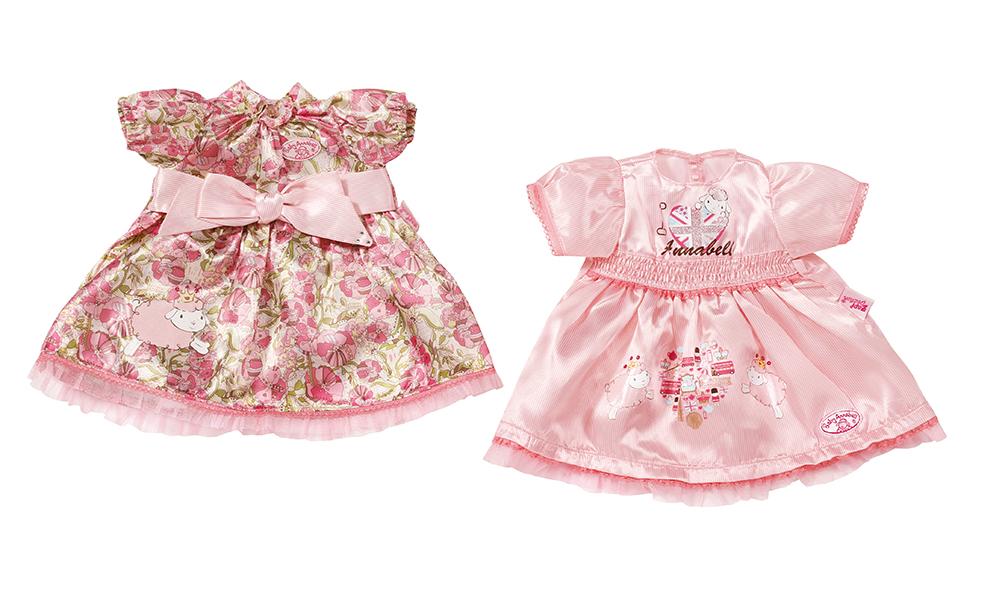 Baby Annabell robe assorties - Club Jouet, achat de Jeux ...