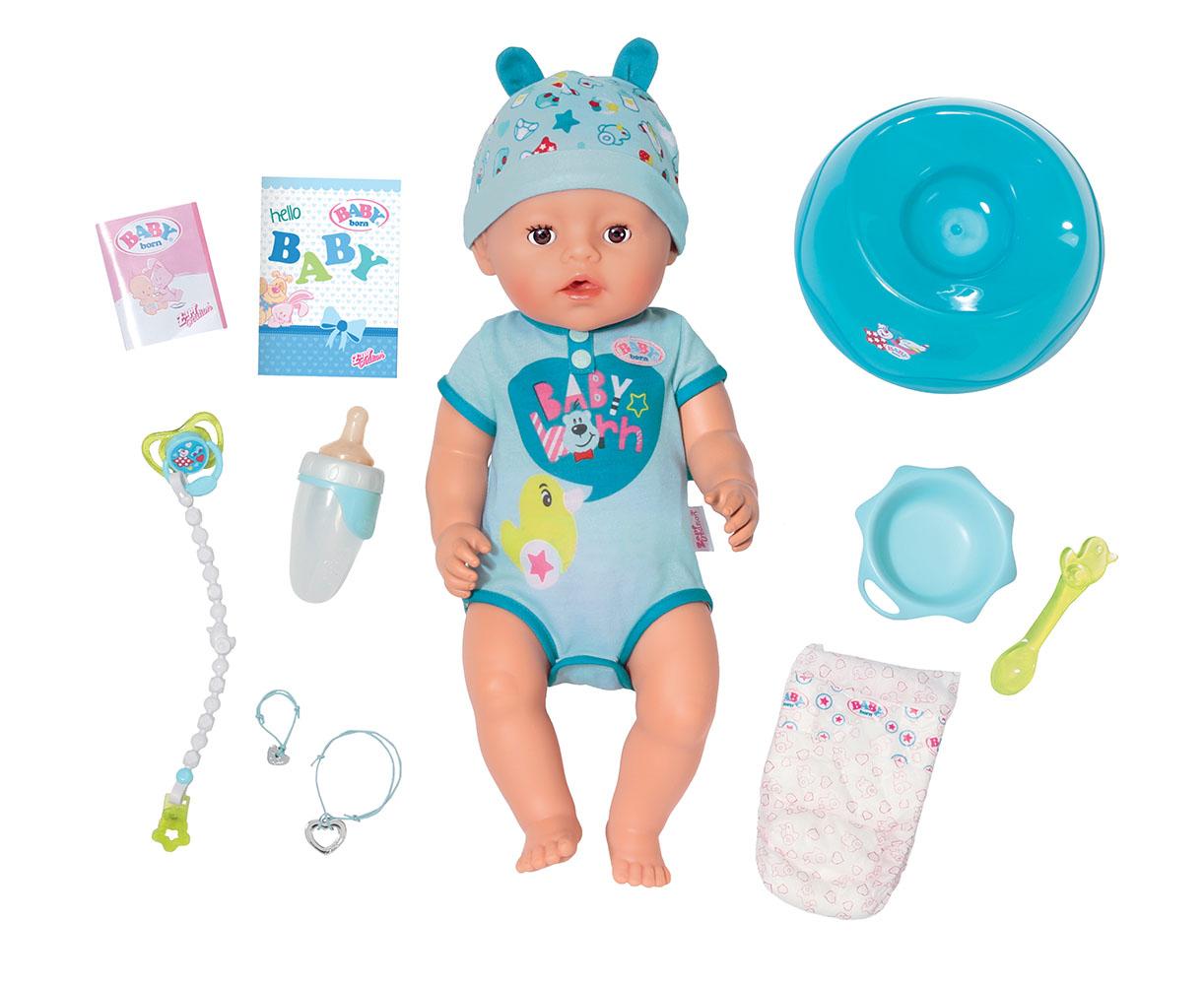 BABY born - Poupée garçon 43 cm