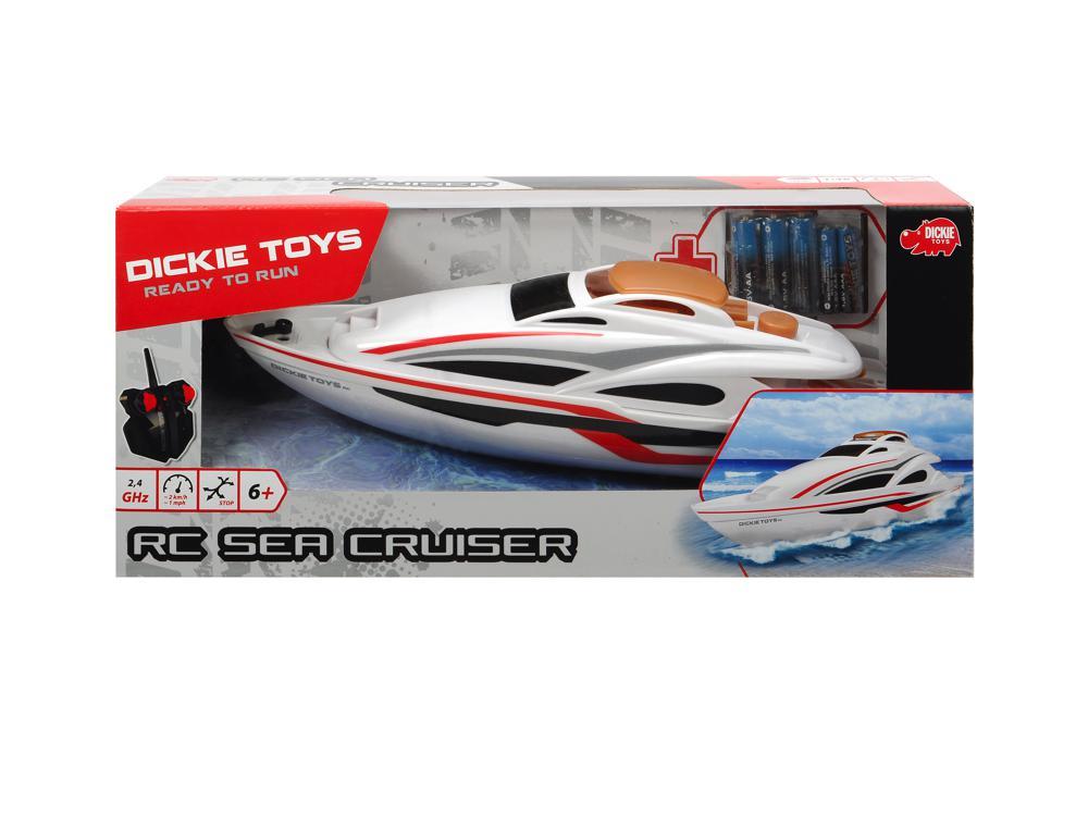 Dickie - Sea Cruiser téléguidé 34 cm 1:48