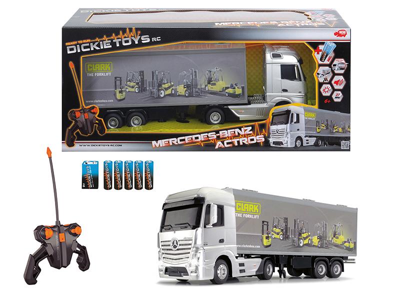 Dickie - Camion ''Mercedez Benz'' téléguidé