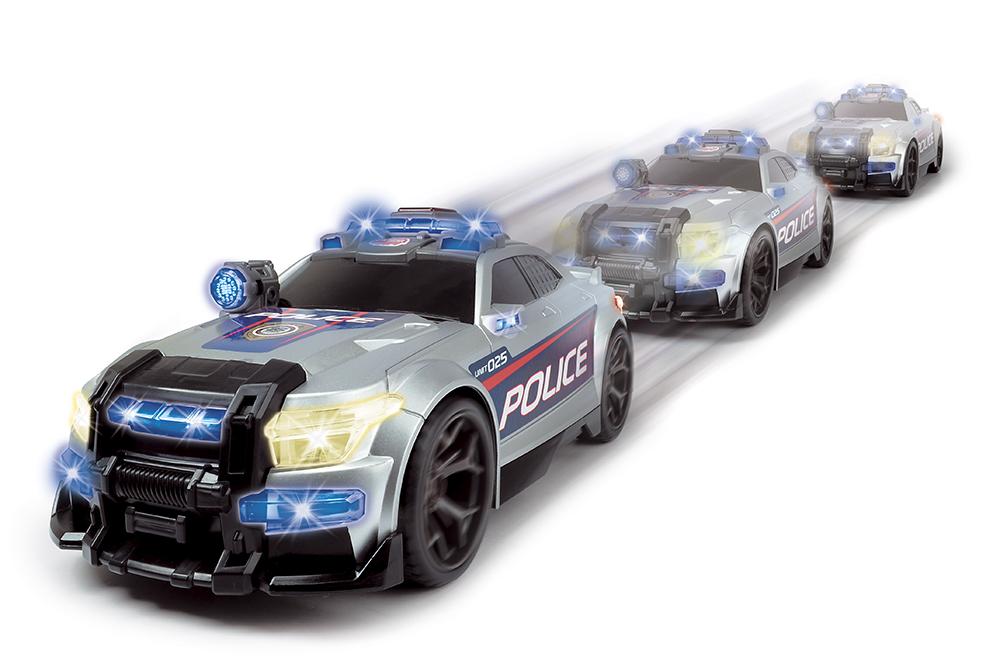 Action Series - Police Street Force Sons et lumières 33 cm