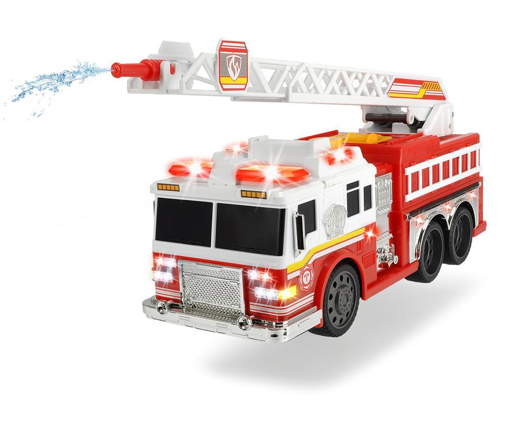 City Heroes - Camion de pompier Sons et lumières 36 cm