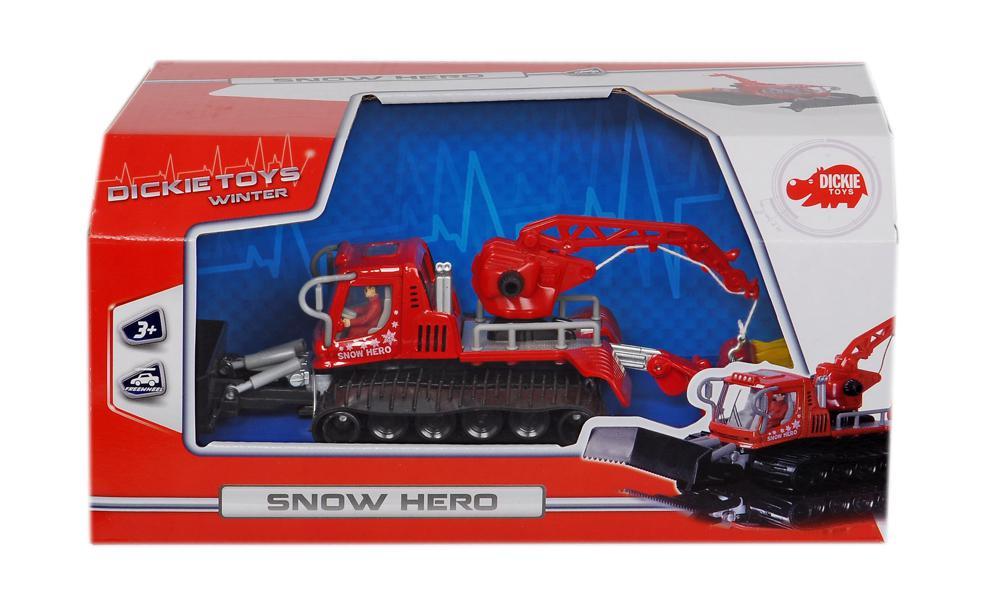 Dickie - Dameuse Snow Hero 23 cm