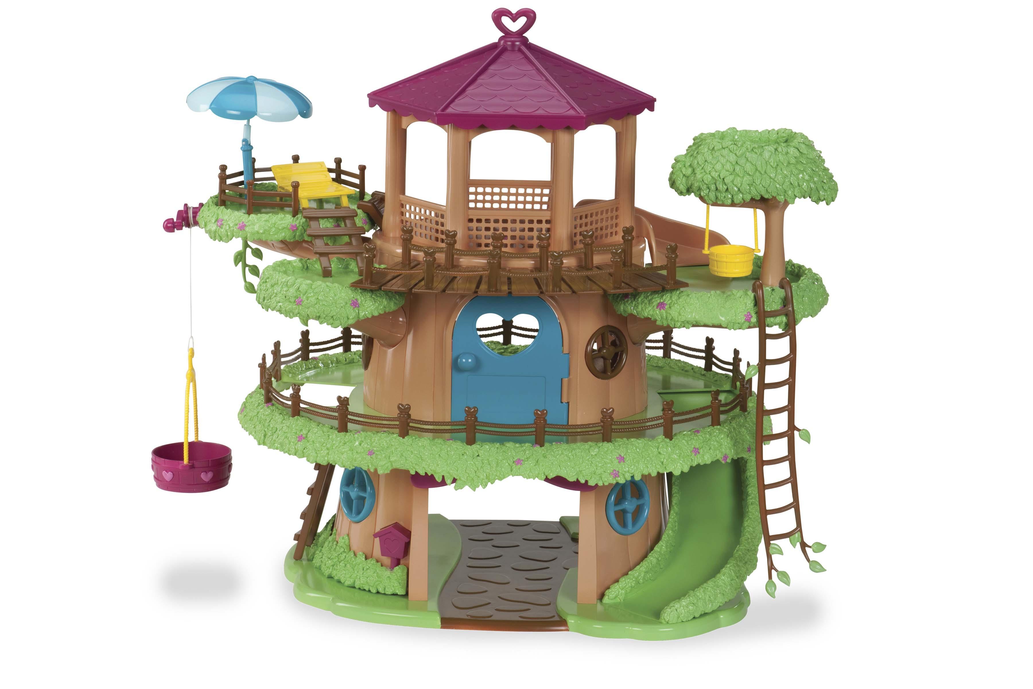 Maison dans l 39 arbre club jouet achat de jeux et jouets for Arbre maison jouet