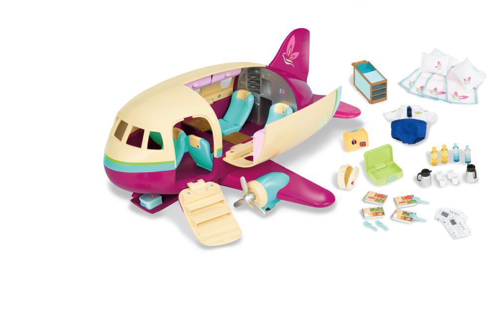 Li'l Woodzeez Avion