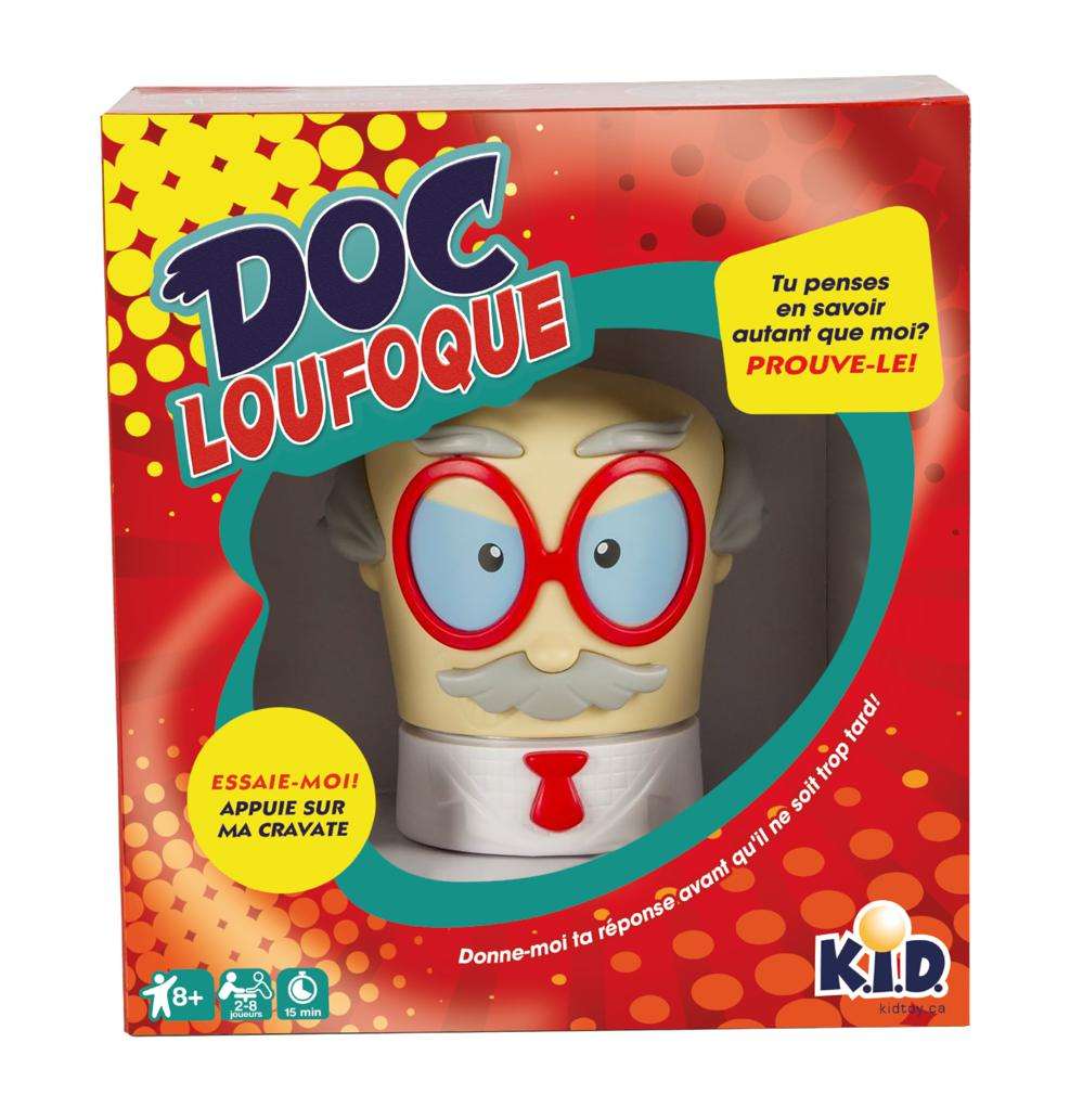 Doc Loufoque-Le Jeu