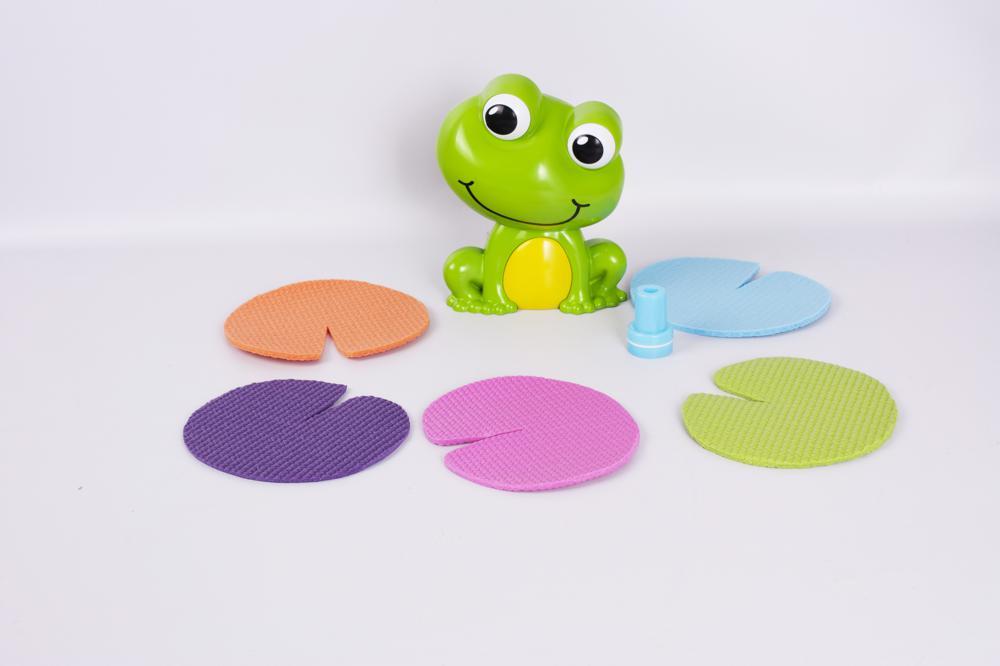 Froggy Party-Le Jeu
