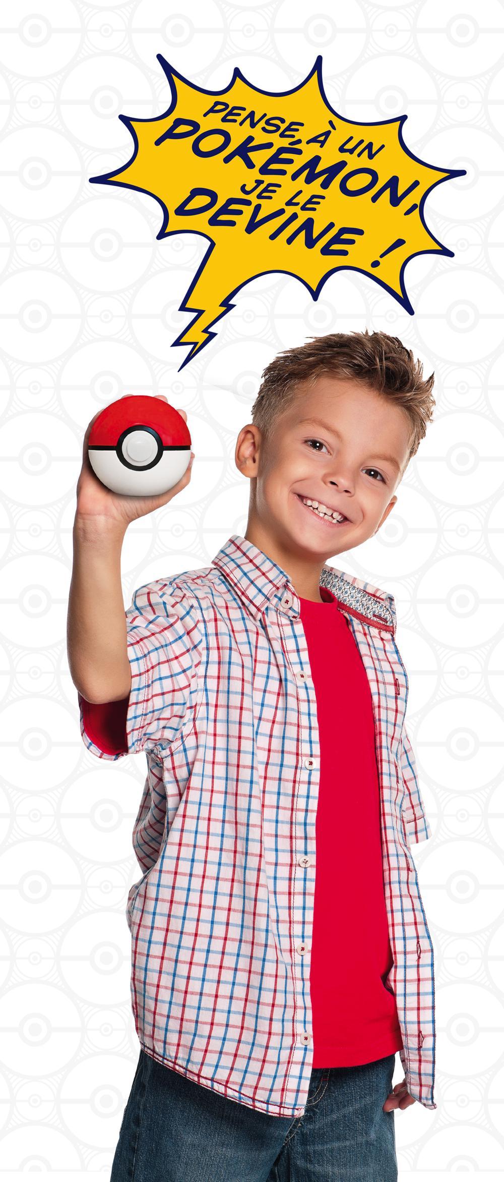 Jeu Pokémon Dresseur - Guess Version Française