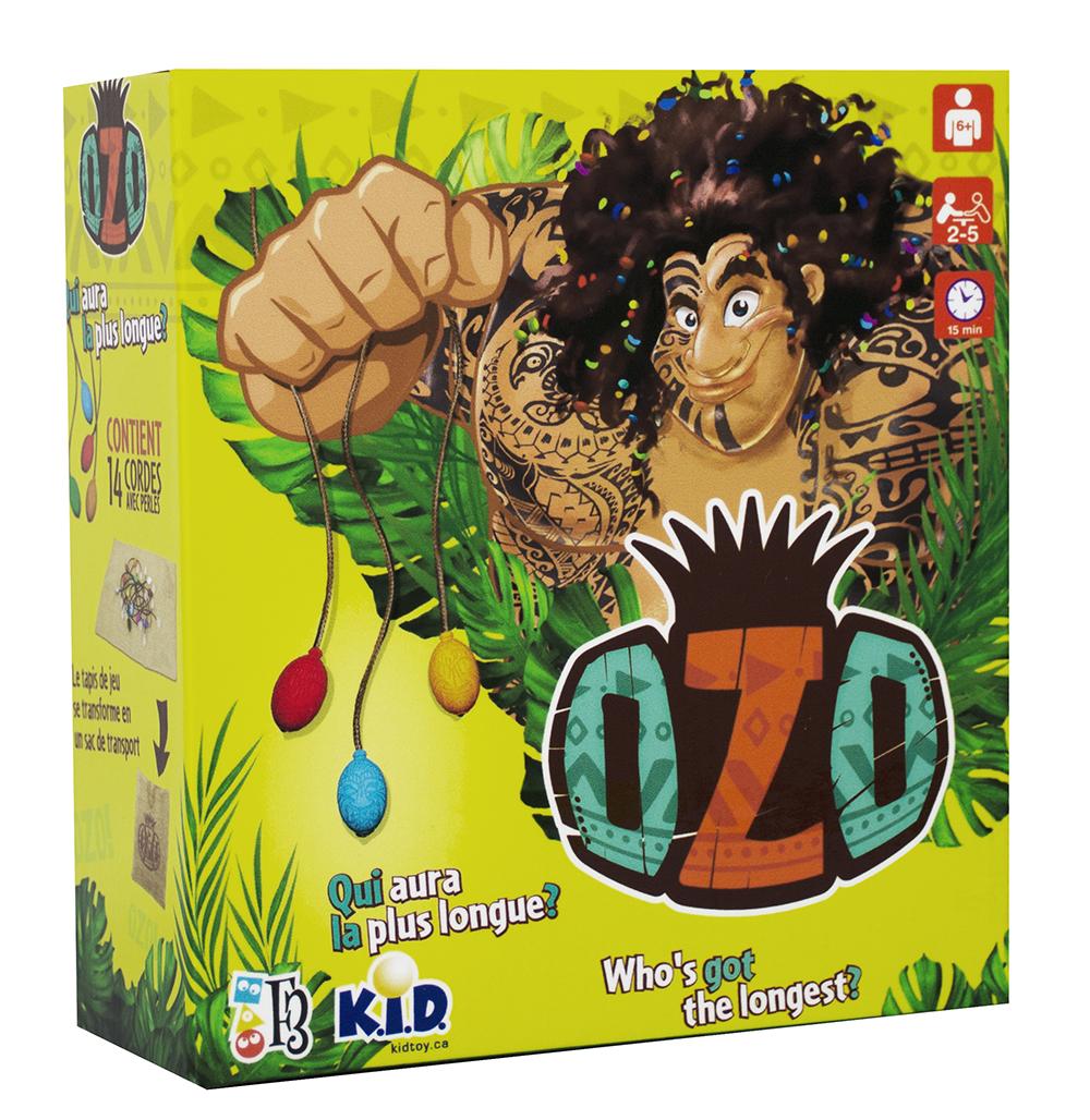 Jeu Grand Roi OZO-Le jeu